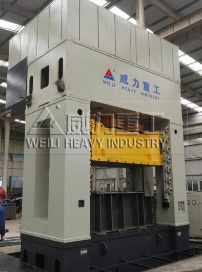 2000吨框架式快速薄板冲压液压机 2000吨拉伸液压机