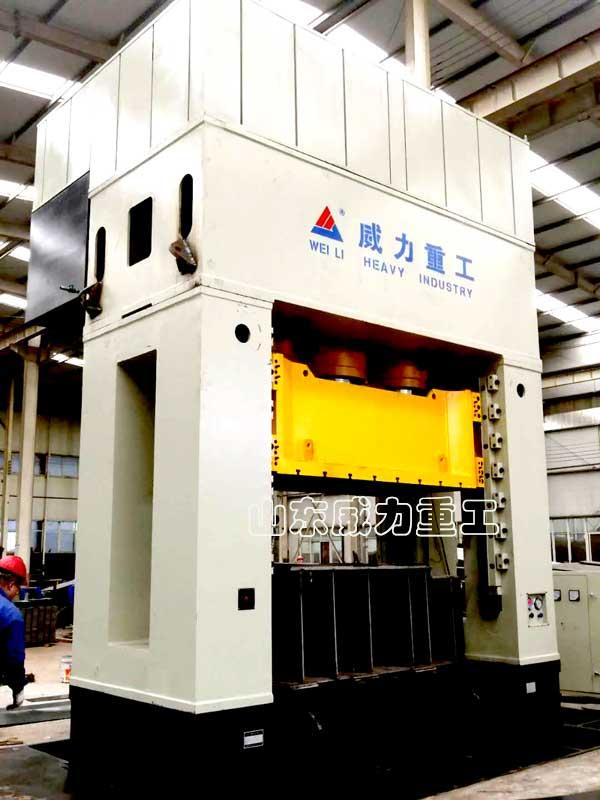 2000吨框架式压力机框架式液压机