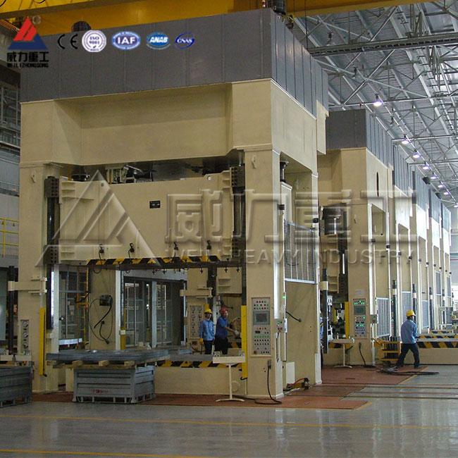 冶金金属粉末成型框架式